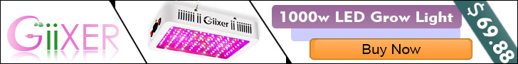 Giixer LED Grow Light
