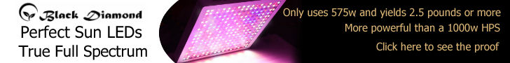 Perfect Sun LED Grow Lights