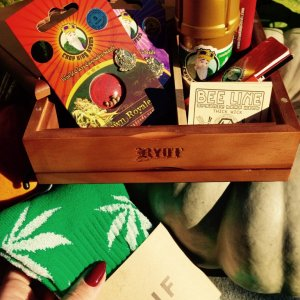 """Crop King October """"Toke it to the Grave"""" Photo Contest Prizes"""