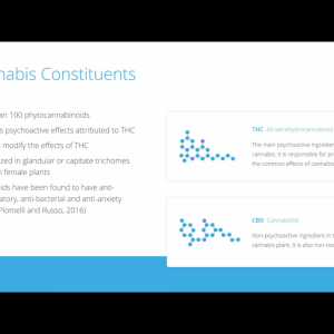 Cannabis Constituents