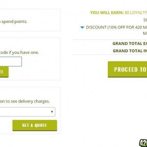 Seedsman Discount