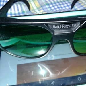 Mars Hydro LED Glasses