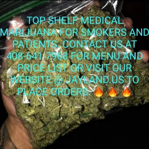 Top grade medical marijuana