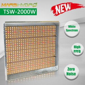 Mars Hydro TSW-2000 LED GROW LIGHT