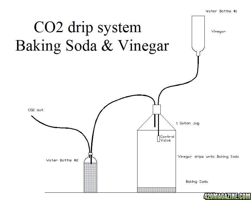 CO2 generator diagram | 420 Magazine ®