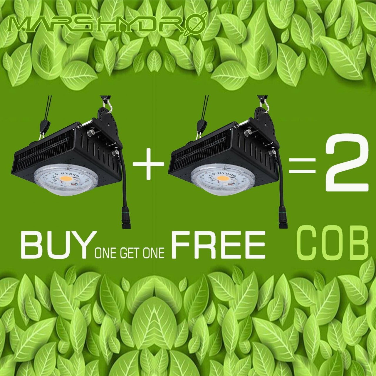 Mars Hydro COB promotion - buy one get one free.jpg