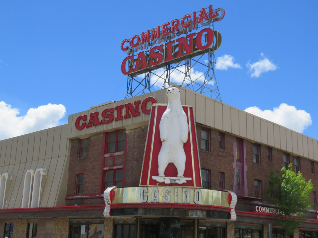 Green Gold: A Nevada Mining Town Straddles The Wild West And