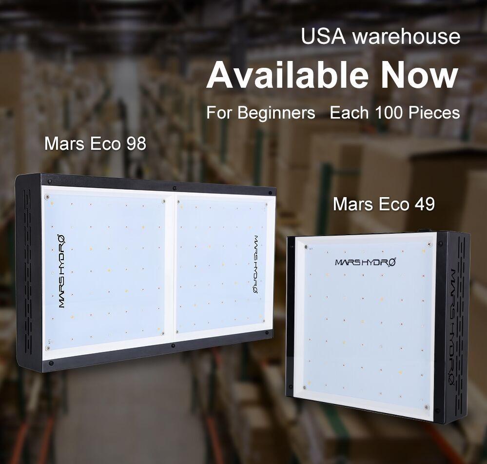 Mars Hydro Eco Series For Beginners 420 Magazine