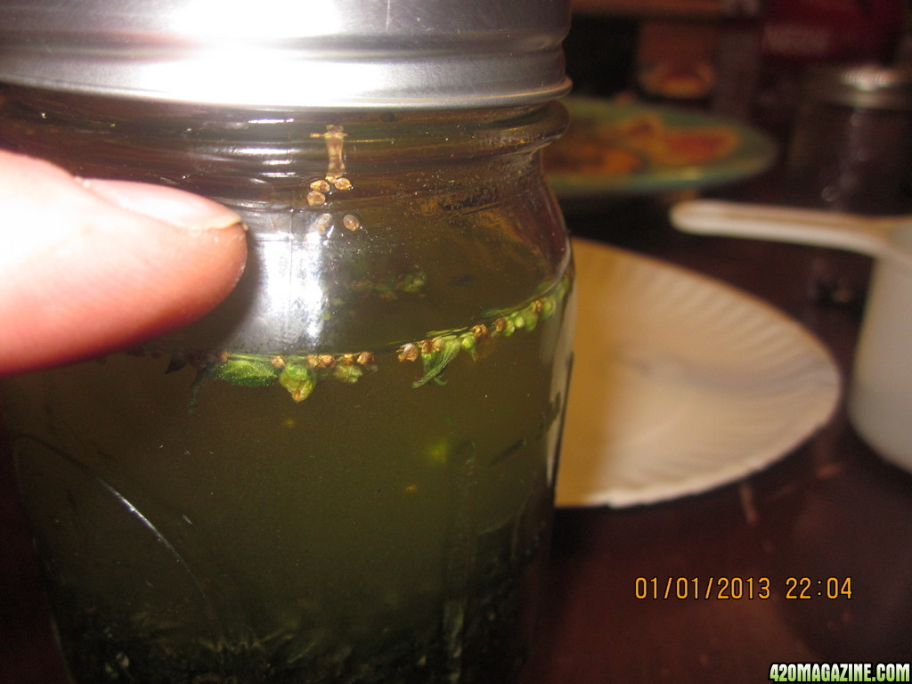 Looking for Help Making Tincture | 420 Magazine ®