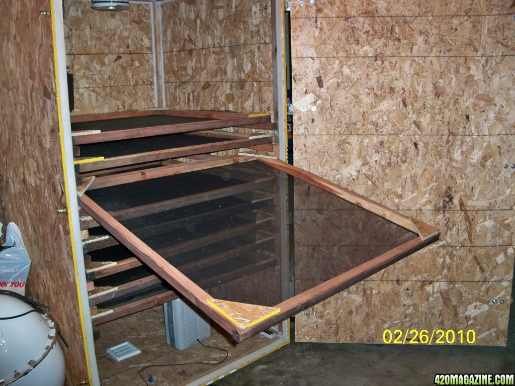 Stealth Drying Cabinet