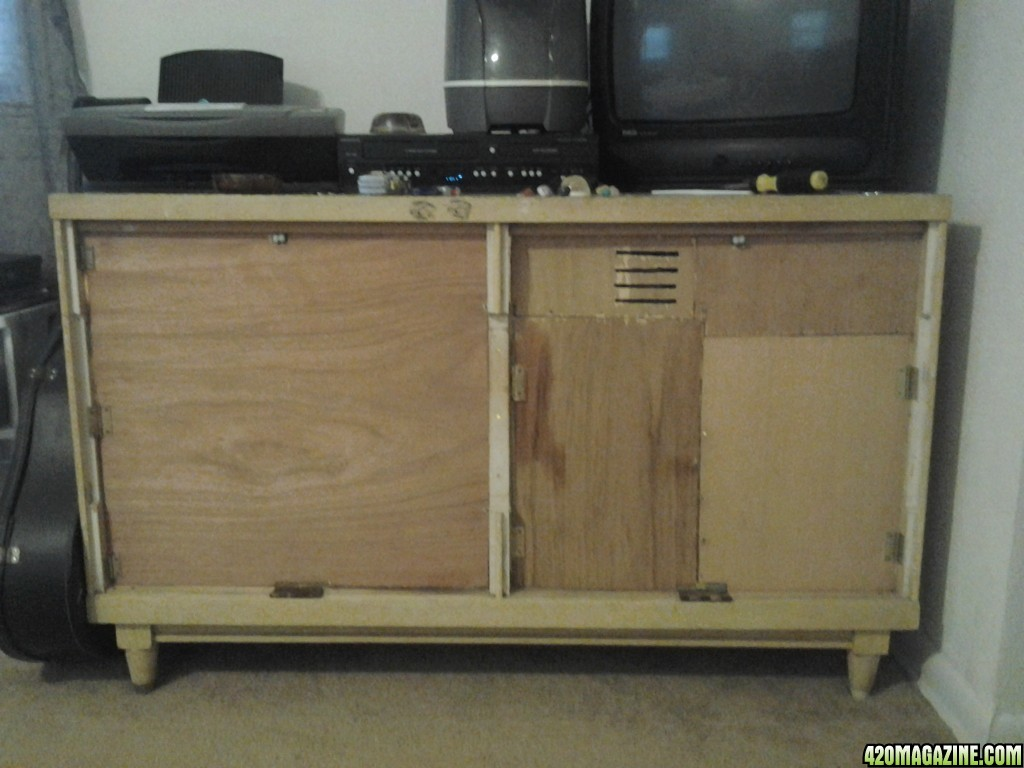 Heres My Stealth Dresser Ped The Test With Flying Colors