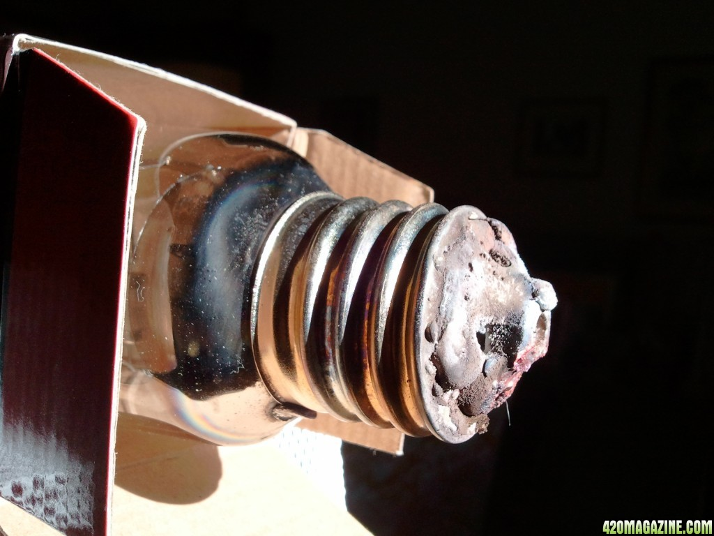 Socket Fail And Bulb With Pics 420 Magazine Korndrfer Autotransformer Starter Wikipedia The Free Encyclopedia I Dont Know If You Can Make It Out But Was Pulse Rated For 5kv 600vac 2000w There Appears To Be Some Red Ish Sealant Material Melted In