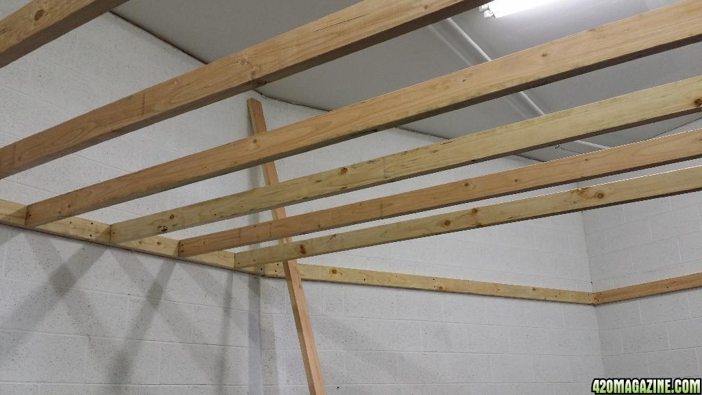 Building A False Ceiling Energywarden Net