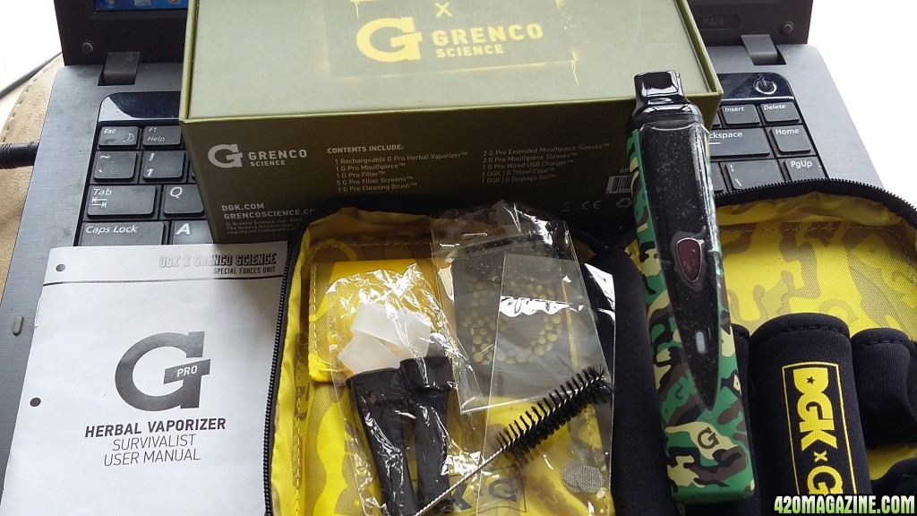 grenco g pro instructions