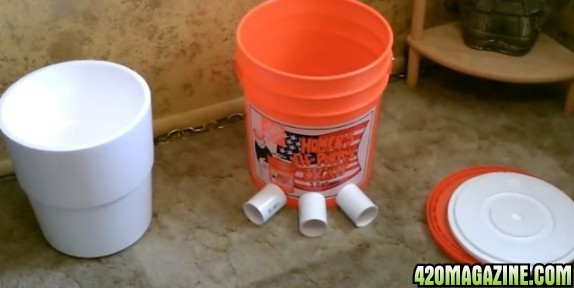 how to catch rats in a bucket of water youtube