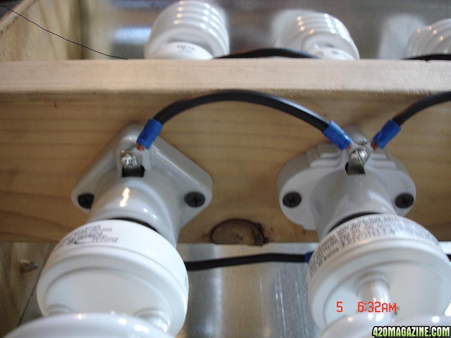 Diy Veg Cfl Reflector