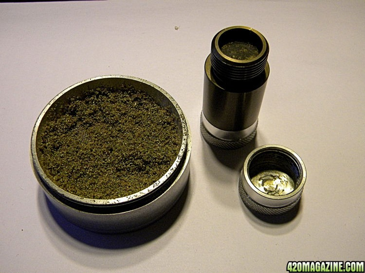 How To Make Pollen Press Hash