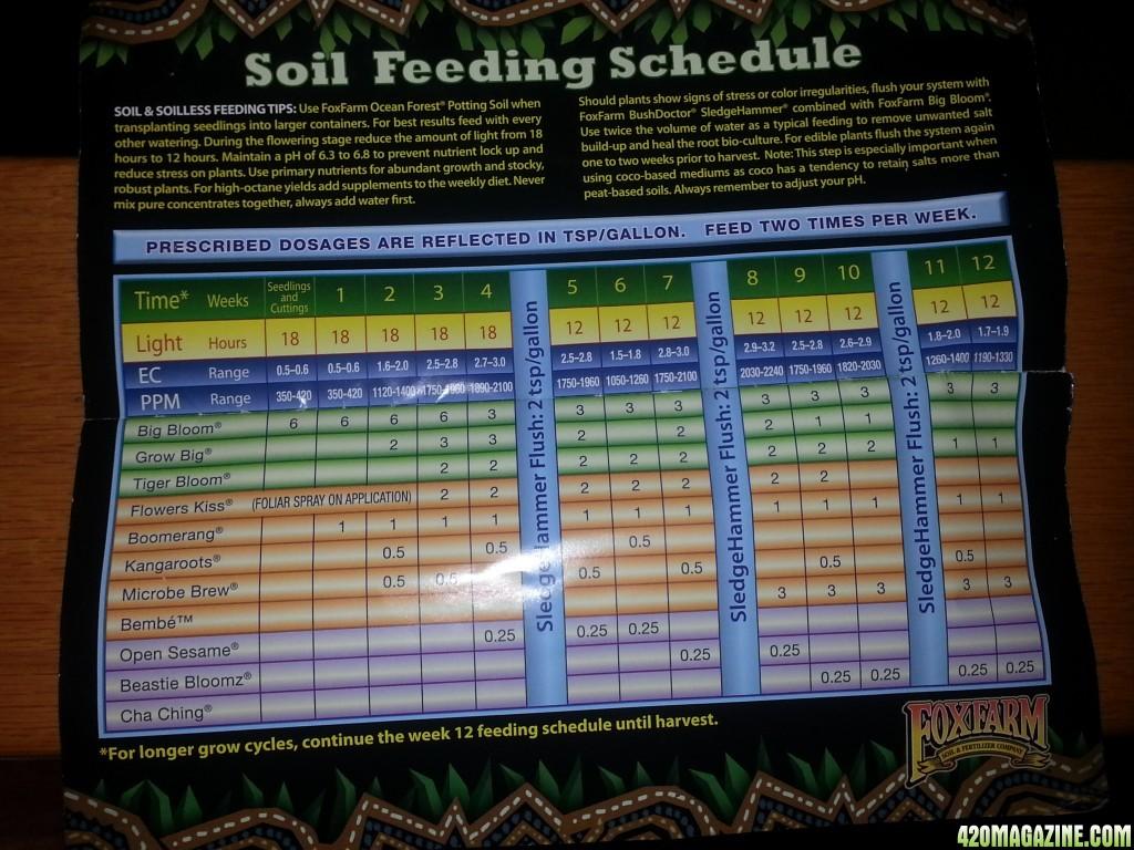 papa stirnz - soil - northern lights grow journal 2015 | 420 magazine ®