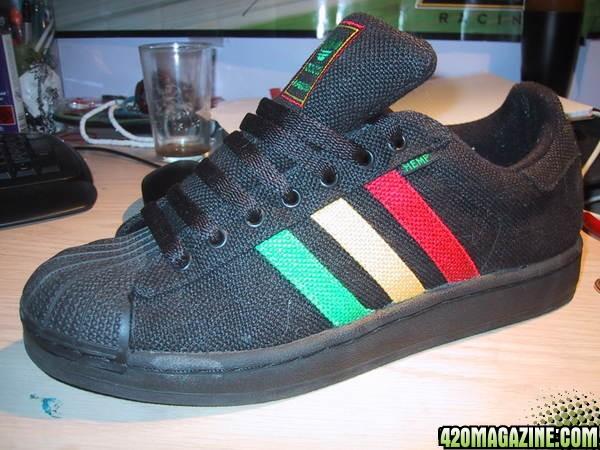 d275045e4c New Shoes - Pot Leaf   Hemp