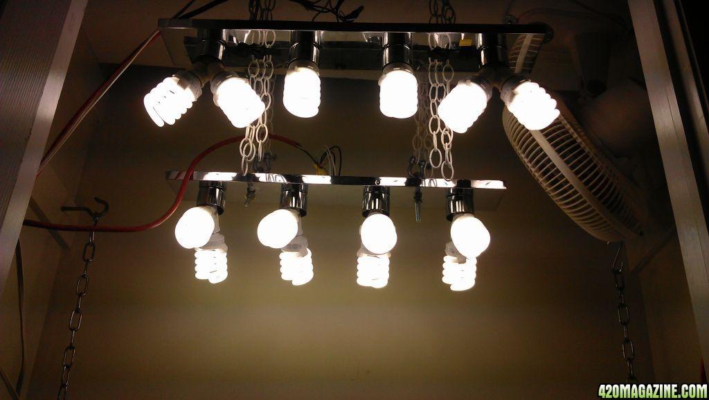 Charming Re: Diy Custom CFL Growlight