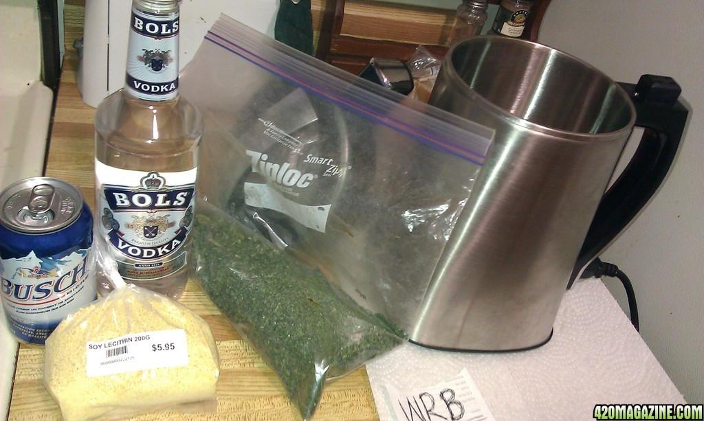 magical butter machine hash