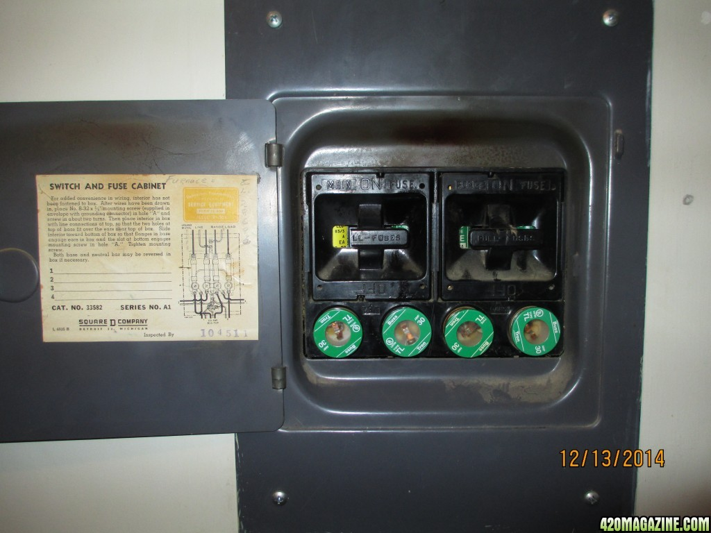 Old House Fuse Box Wiring Schematic Diagram Outdated Problems Another Blog About U2022 Home Melting
