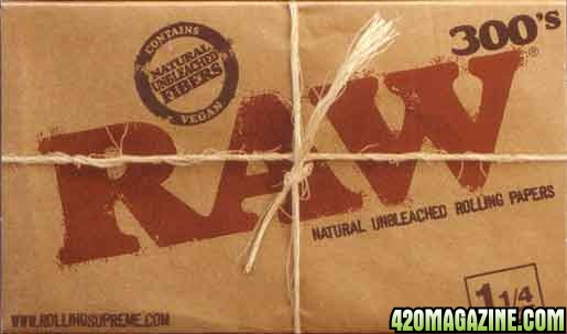 raw rolling papers for sale Buy rolling paper and hemp papers in different flavors we carry original raw rolling papers made in spain we have lowest prices compare to other sale price.