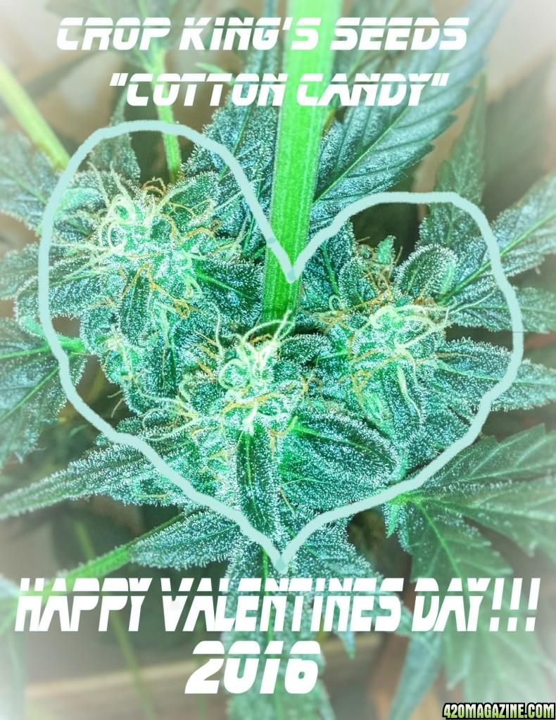 Weed valentines