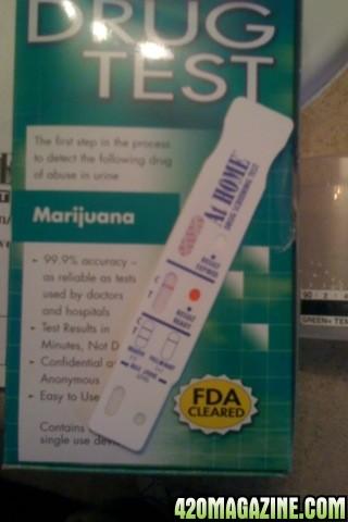 Drug Test Tomorrow Will I Pass 420 Magazine