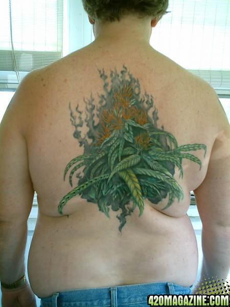www.weedguru.com • View topic - Marijuana Tattoos