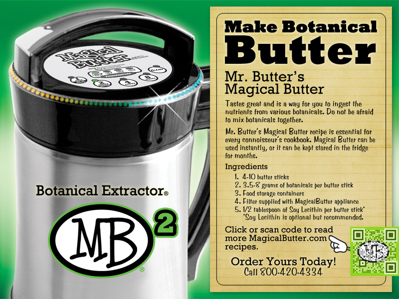 Magical Butter Device Makes Hassle Free CannaButter | 420