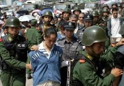 Public Execution Chinawoman