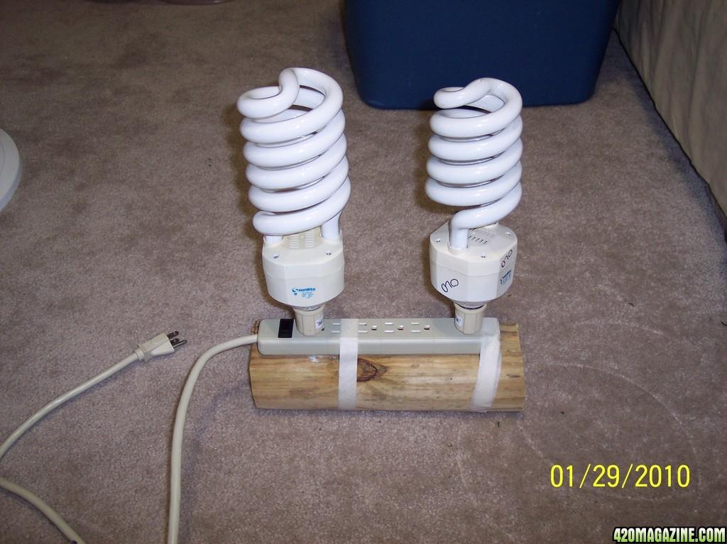 Re: CFL Light Tutorial