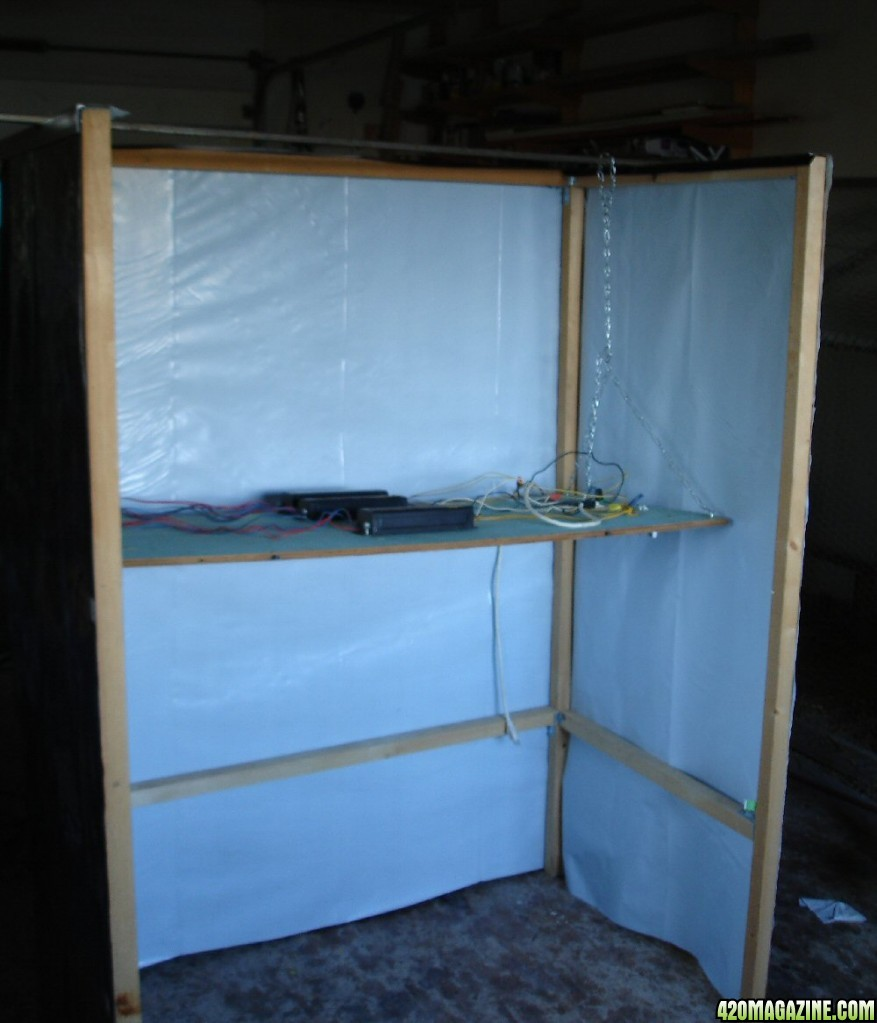 Homemade Grow Tent Amp A Large Yet Stealthy Box Perfect For