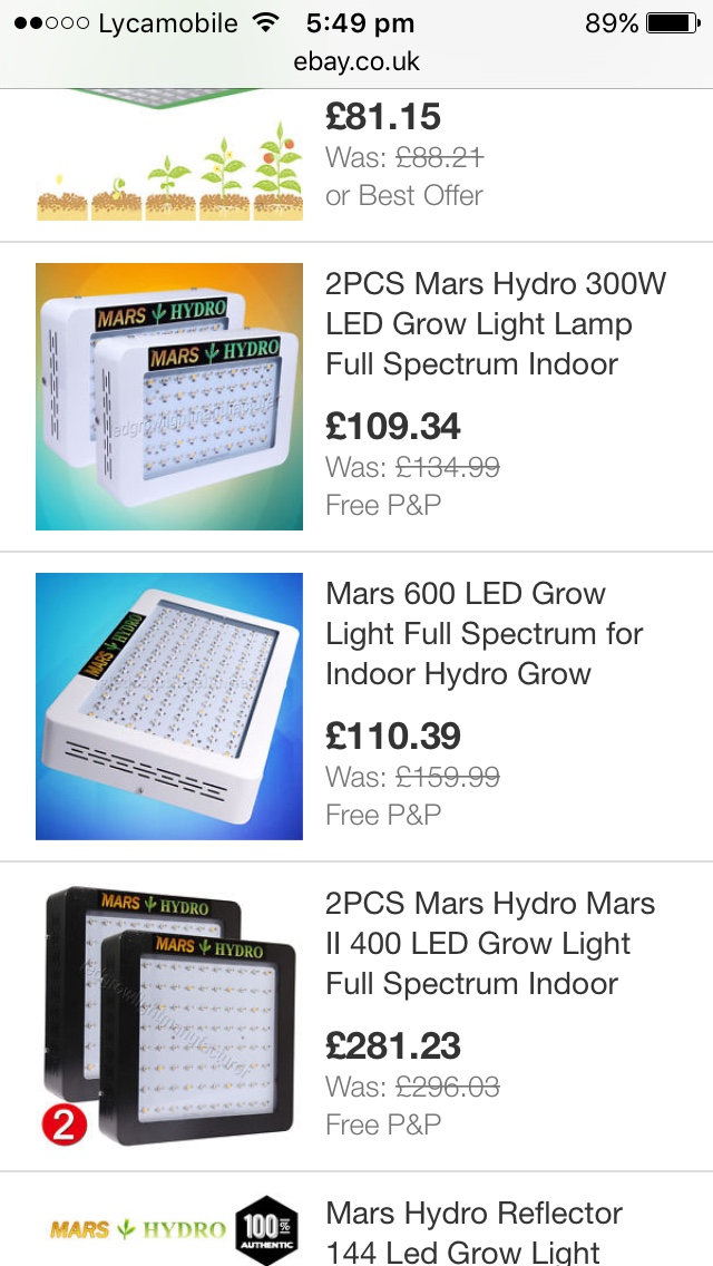 How to choose LED light?