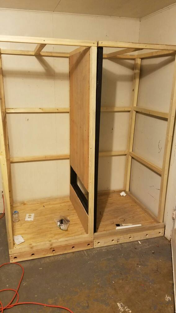 Large Dual Chamber Grow Box Build 420 Magazine