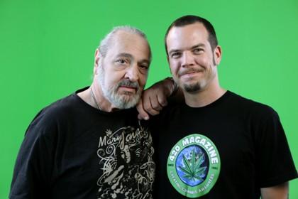 Rob Griffin & Jack Herer