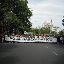 Marijuana March Buenos Aires