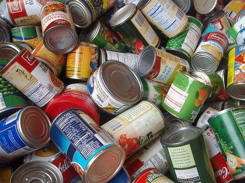 Canned Food for Pot