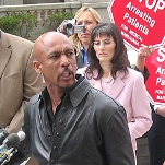 Montel Williams Medical Marijuana Activist