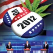 Presidential Elections 2012 420 Magazine Medical Marijuana Debates