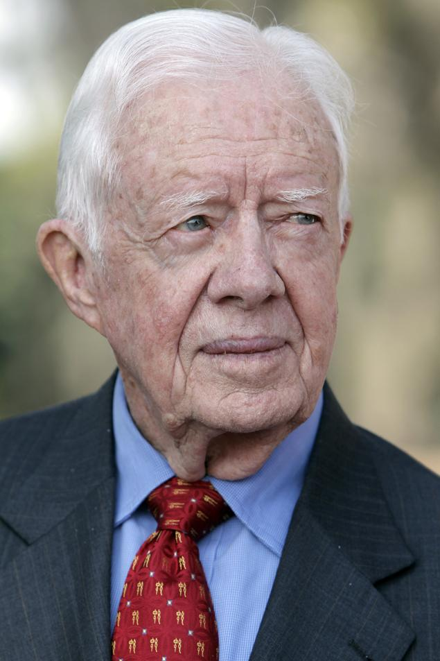 Jimmy Carter Says Legalize Marijuana