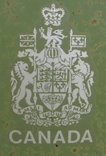 Canada Coat of Arms 150x220
