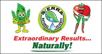 Thank You To Our Sponsor Sierra Natural Science