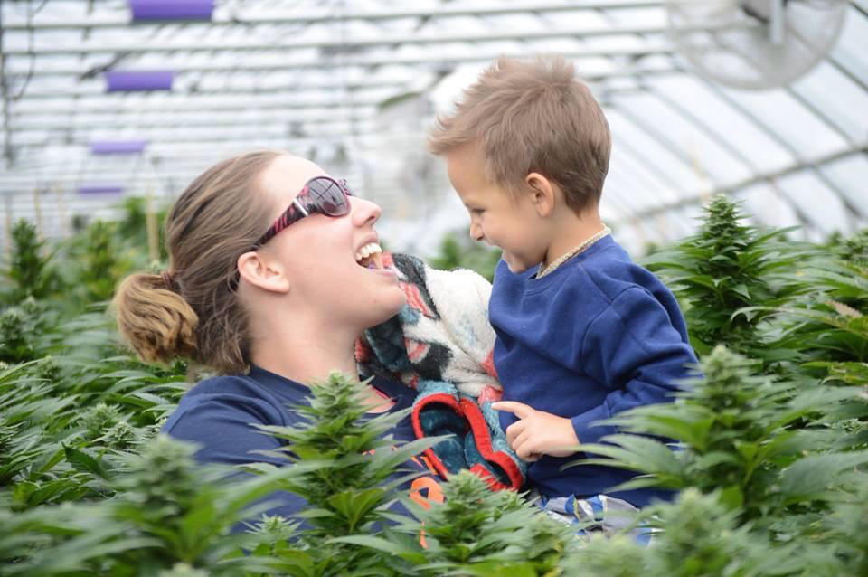 A Mother's Fight For Medical Marijuana Helped Save This Child From Cancer