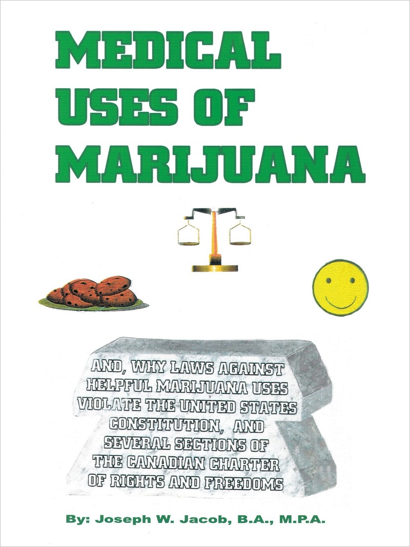 Book cover - Medical Uses of Marijuana