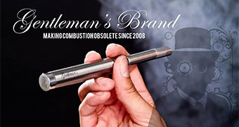 Thank You To Gentleman's Brand Vapes
