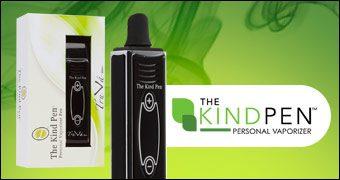 The Kind Pen's TruVaMini+ Dry Herb Vape Pen