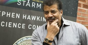 It Must Be Written In The Stars. Neil deGrasse Tyson Says Marijuana Should Be Legal