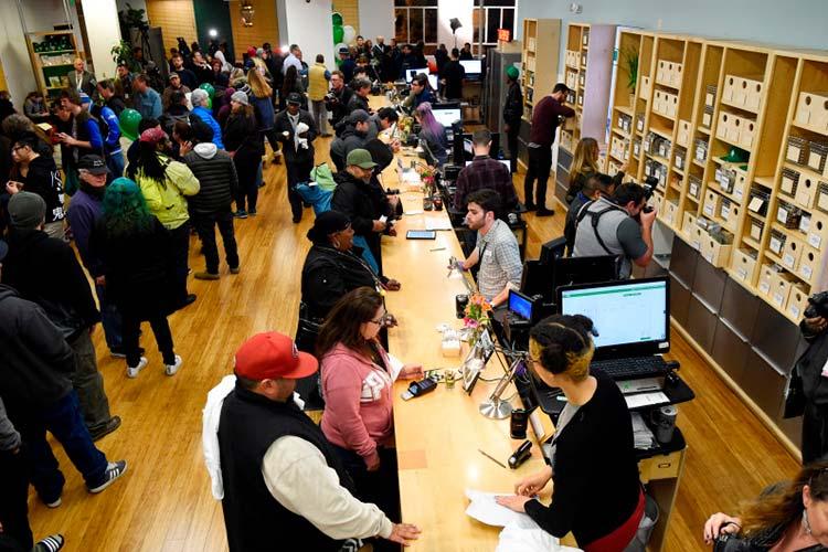 High Taxes Spark Sticker Shock For Marijuana Customers In ...
